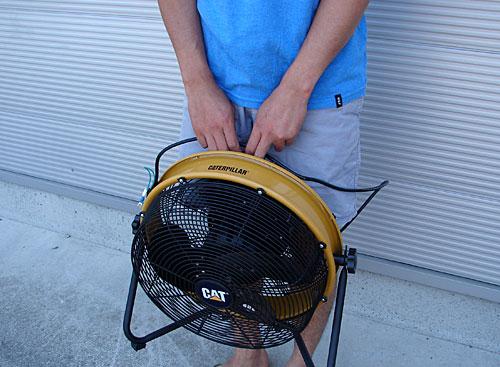 CAT35センチフィン