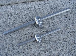 SIGNET T型ロータリースライドヘッドハンドル