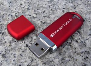 PB USBメモリー