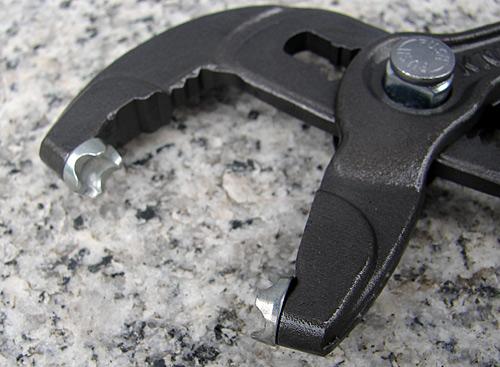 KNIPEXホースバンドプライヤー180