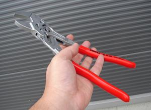 KNIPEXプライヤーレンチベントモデル