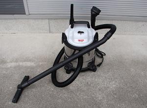 SK11乾湿両用掃除機