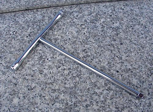 ネプロス1/4T型ハンドル
