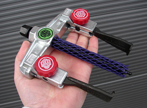 KUKKO2本爪クイックアームプーラーセット