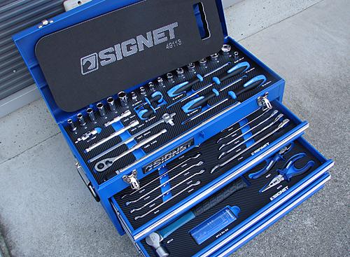 SIGNET3/8工具セット