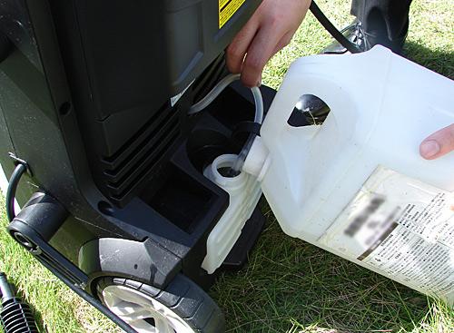 蔵王産業高圧洗浄機