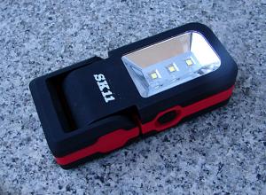 SK11乾電池式LEDミニワークライト
