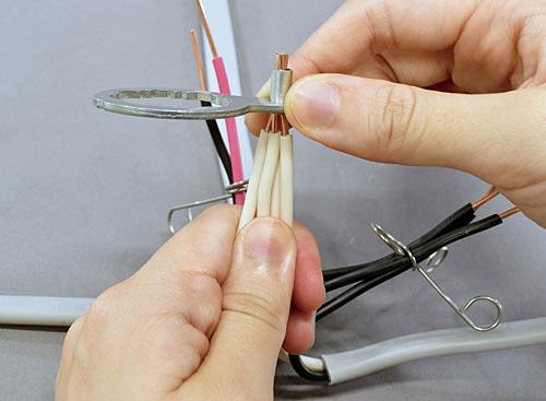 電気工事士試験工具