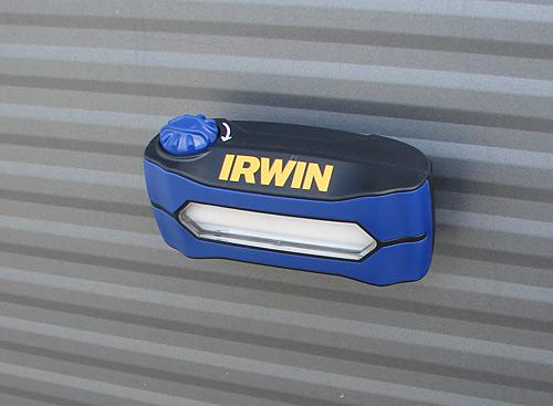 IRWIN調光式LEDヘッドライト