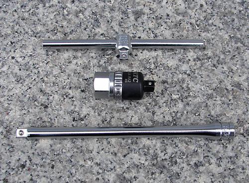KTC1/4ラチェットアダプター
