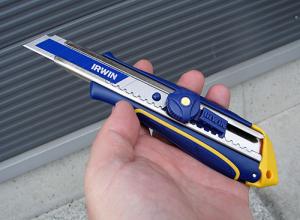 IRWINカッターナイフ