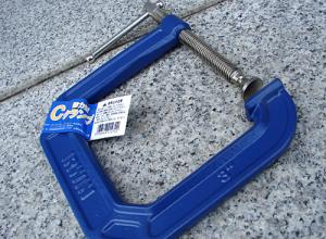 IRWIN C型クランプ