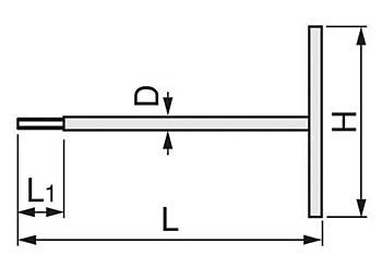 TONE T型HEXレンチ