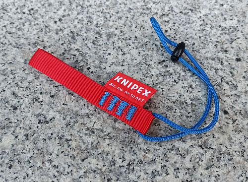 KNIPEX落下防止ケーブル