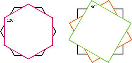HEX内角図