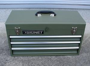 SIGNET放出大特価ツールボックス