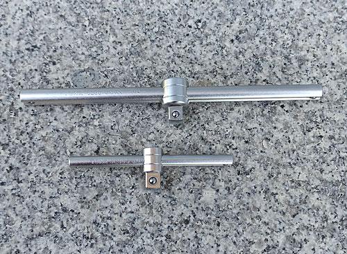TONE3/8T型スライディングハンドル